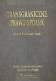 Transgraniczne prawo spółek