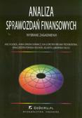 Sokół Aneta, Surmacz Anna Owidia, Brojak-Trzaskowska Małgorzata - Analiza sprawozdań finansowych