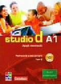 Funk Hermann, Kuhn Christina, Demme Silke - Studio d A1 Język niemiecki Podręcznik z ćwiczeniami + CD Tom 2. Szkoła ponadgimnazjalna