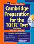 Gear Jolene, Gear Robert - Cambridge Preparation for the TOEFL Test + CD