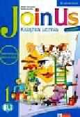 Gerngross Gunter, Puchta Herbert - Join Us for English 1 Książka ucznia z płytą CD