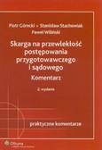 Górecki Piotr, Stachowiak Stanisław, Wiliński Paweł - Skarga na przewlekłość postępowania przygotowawczego i sądowego