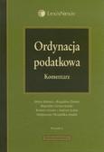 Babiarz Stefan, Dauter Bogusław, Gruszczyński Bogusław i inni - Ordynacja podatkowa Komentarz