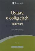 Kropiwnicki Jarosław - Ustawa o obligacjach Komentarz