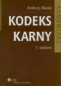 Marek Andrzej - Kodeks karny Komentarz
