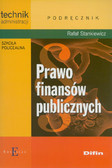 Stankiewicz Rafał - Prawo finansów publicznych Podręcznik