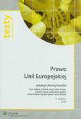 Prawo Unii Europejskiej Testy dla studentów