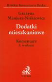 Manjura-Niśkiewicz Grażyna - Dodatki mieszkaniowe komentarz