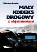 Drexler Zbigniew - Mały kodeks drogowy z objaśnieniami
