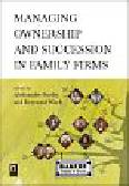 Surdej Aleksander, Wach Krzysztof - Managing ownership and succession in family firms