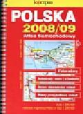Atlas samochodowy Polski 2008/09