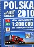 Polska 2010 atlas samochodowy dla profesjonalistów
