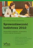 Sprawozdawczość budżetowa 2010