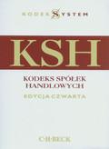 Skibińska Ewa - Kodeks spółek handlowych z płytą CD