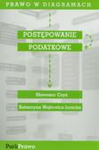 Czyż Sławomir, Wojtowicz-Janicka Katarzyna - Prawo w diagramach Postępowanie podatkowe