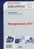 Ziółkowski Paweł - Biblioteka Księgowego 2010/04 Wynagrodzenia 2010