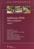 Aplikacja 2010 Zbiór przepisów część 1