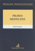 Kubiak Rafał - Prawo medyczne