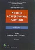 Grajewski Jan, Paprzycki Lech Krzysztof, Steinborn Sławomir - Kodeks postępowania karnego Komentarz Tom 1 i 2