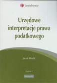 Brolik Jacek - Urzędowe interpretacje prawa podatkowego