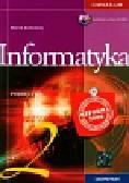 Kołodziej Marek - Informatyka 2 Podręcznik z płytą CD. Gimnazjum