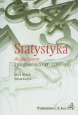 Białek Jacek, Depta Adam - Statystyka dla studentów z programem STAT_STUD 1.0 z płytą CD