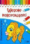 Wesołe kolorowanki Podwodna kraina