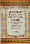 Kaźmierczyk Adam - Materiały źródłowe do dziejów Żydów tom 2 Lata 1684-1696