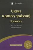 Maciejko Wojciech, Zaborniak Paweł - Ustawa o pomocy społecznej Komentarz + CD z wzorami