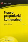 Rakoczy Bartosz - Prawo gospodarki komunalnej