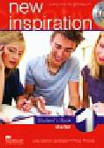 Garton-Sprenger Judy, Prowse Philip - New Inspiration 1 student`s book with CD. Gimnazjum