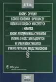 Kodeks cywilny Kodeks rodzinny i opiekuńczy Ustawa o księgach wieczystych i hipotece