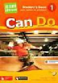 Downie Michael, Gray David, Jimenez Juan Manuel - Can Do 1 Student`s Book + CD Język angielski dla gimnazjum