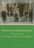 red. Niewiadomska Iwona, red. Kalinowski Mirosław - Wezwani do działania. Zasoby społeczne w profilaktyce zachowań destrukcyjnych