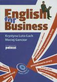 Luto-Lach Krystyna, Ganczar Maciej - English for Business (+CD)