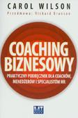 Carol Wilson - Coaching biznesowy