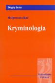 Kuć Małgorzata - Kryminologia Skrypty