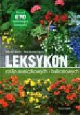Burki Moritz, Fuchs Marianne - Leksykon roślin doniczkowych i balkonowych