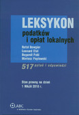 Dowgier Rafał, Etel Leonard, Pahl Bogumił, Popławski Mariusz - Leksykon podatków i opłat lokalnych. 517 pytań i odpowiedzi
