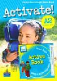 Barraclough Carolyn, Boyd Elaine - Activate A2 Student`s Book z płytą CD