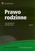 Ignatowicz Jerzy, Nazar Mirosław - Prawo rodzinne