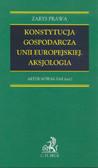 Konstytucja gospodarcza Unii Europejskiej Aksjologia