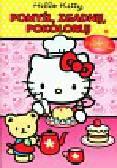 Hello Kitty Pomyśl, zgadni, pokoloruj