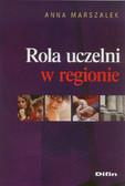 Marszałek Anna - Rola uczelni w regionie