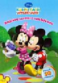 Klub Przyjaciół Myszki Miki Bajkowe scenki z naklejkami