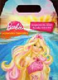 Zestaw Barbie i podwodna tajemnica Książeczki + kredki