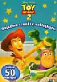 Toy Story 2 Bajkowe scenki z naklejkami