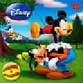 Disney Miki i przyjaciele Zabawa z naklejkami