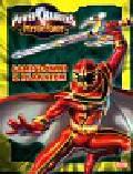 Power Rangers Mystic Force Łamigłówki z plakatem