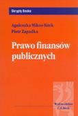 Mikos-Sitek Agnieszka, Zapadka Piotr - Prawo finansów publicznych